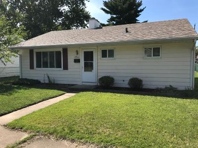 Michigan City Single Family Home For Sale: 2511 Elston Street