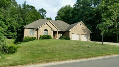La Porte, Laporte Single Family Home For Sale: 4035 North Fox Hollow Drive