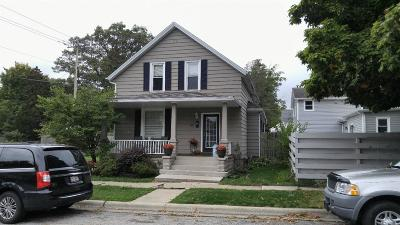 La Porte, Laporte Single Family Home For Sale: 406 B Street