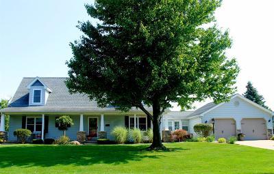 La Porte, Laporte Single Family Home For Sale: 2743 South Collins Drive