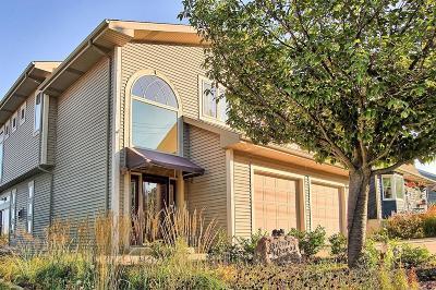 Michigan City Single Family Home For Sale: 206 Hilltop Avenue
