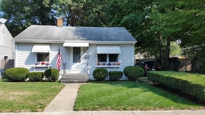 Michigan City Single Family Home For Sale: 3046 Wrobel Avenue