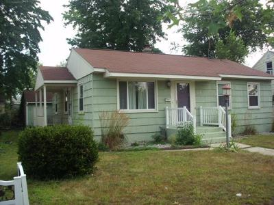 Michigan City Single Family Home For Sale: 414 Tremont