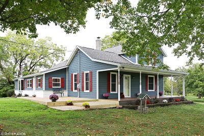 Westville Farm For Sale: 10531 West 200 South