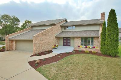 Munster Single Family Home For Sale: 9854 Twin Creek Boulevard