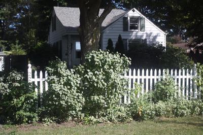 La Porte, Laporte Single Family Home For Sale: 2201 W Joliet Road