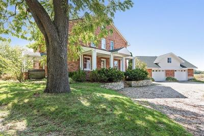 La Porte, Laporte Single Family Home For Sale: 354 East 1000 North