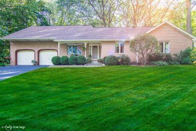 La Porte, Laporte Single Family Home For Sale: 1377 North Cortland Lane