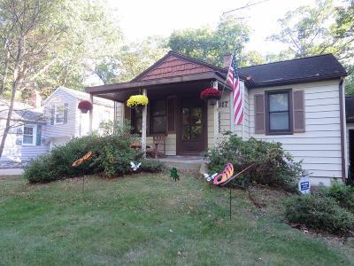 Michigan City Single Family Home For Sale: 3317 Lasalle Trail