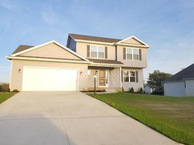La Porte, Laporte Single Family Home For Sale: 1729 Summit Drive