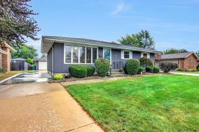 Munster Single Family Home For Sale: 8509 Garfield Avenue