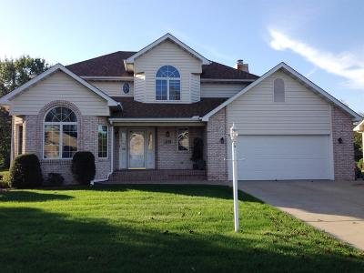 Munster Single Family Home For Sale: 1118 Treadway Road