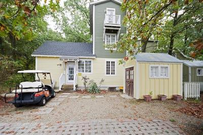 Michigan City Single Family Home For Sale: 104 Cottage Camp
