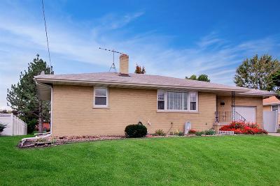 Munster Single Family Home For Sale: 8606 Calumet Avenue