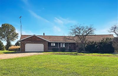 La Porte, Laporte Single Family Home For Sale: 1404 W Us Hwy 6