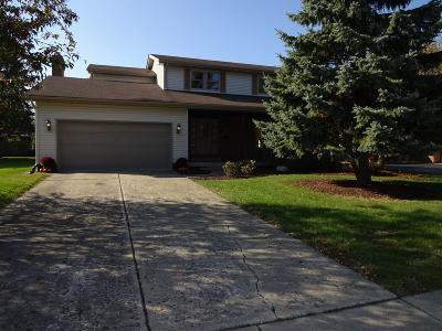 Munster Single Family Home For Sale: 9512 Primrose Lane