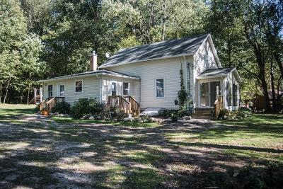 Laporte, La Porte Single Family Home For Sale: 3121 West Small Road