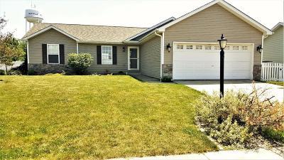 Westville Single Family Home For Sale: 808 Jacob Street