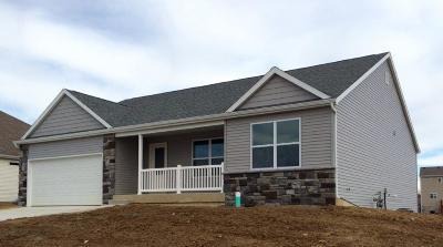 La Porte, Laporte Single Family Home For Sale: 6428 West Zacharie Drive