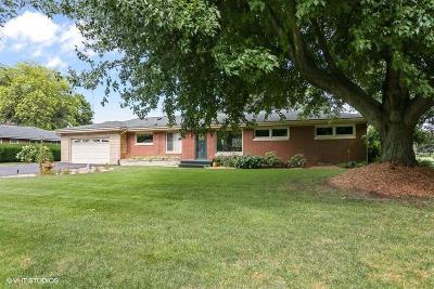 La Porte, Laporte Single Family Home For Sale: 13 Clark Drive