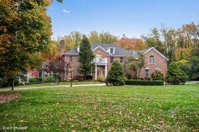 La Porte, Laporte Single Family Home For Sale: 4717 West 150 North
