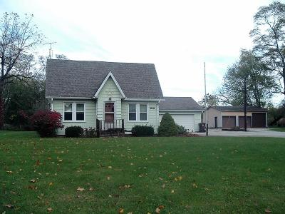 Rolling Prairie Single Family Home For Sale: 3877 East Hwy 2