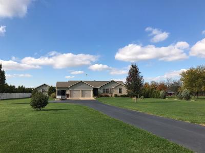La Porte, Laporte Single Family Home For Sale: 4116 South 150 West