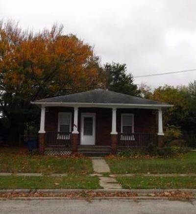 La Porte, Laporte Single Family Home For Sale: 119 Warsaw Street