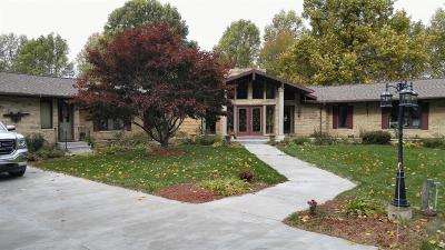 Michigan City Single Family Home For Sale: 9149 West Summitt Court