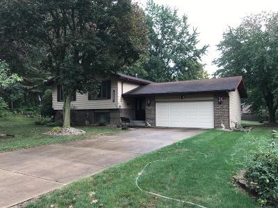 La Porte, Laporte Single Family Home For Sale: 5074 West Chablis Drive