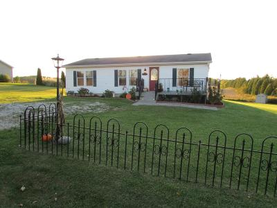 New Carlisle Single Family Home For Sale: 8296 North 850 East