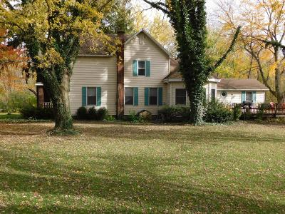 Michigan City Single Family Home For Sale: 616 Old Chicago Road
