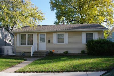 Michigan City Single Family Home For Sale: 414 Swasick Avenue