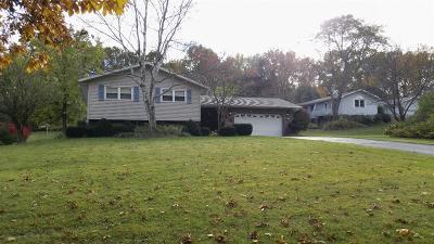 La Porte, Laporte Single Family Home For Sale: 5566 West 300 North