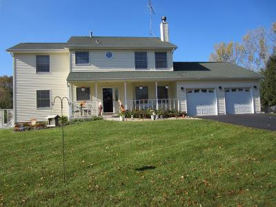 Westville Single Family Home For Sale: 1030 N County Line Road