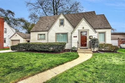 Munster Single Family Home For Sale: 8131 State Line Avenue