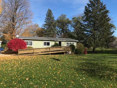 Rolling Prairie Single Family Home For Sale: 3 East Walker Street