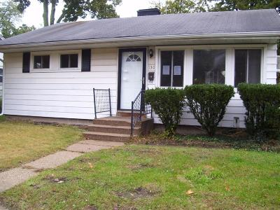 Michigan City Single Family Home For Sale: 130 Jackson Street