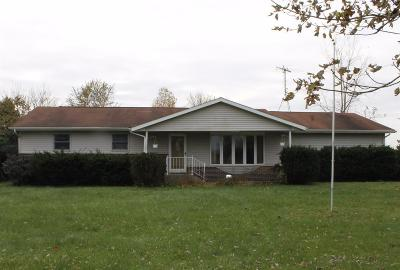 Westville Single Family Home For Sale: 11574 West 300 South