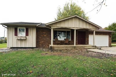 Rolling Prairie Single Family Home For Sale: 4202 N 500 E