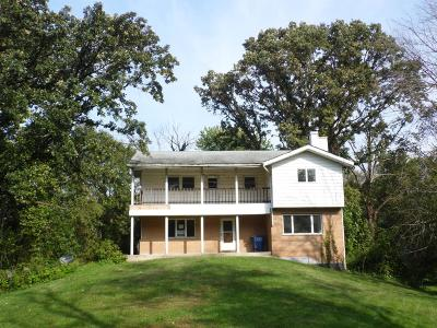 La Porte, Laporte Single Family Home For Sale: 1281 W 650 N
