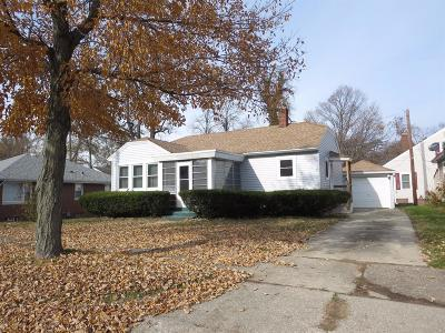 Michigan City Single Family Home For Sale: 410 Monroe Street