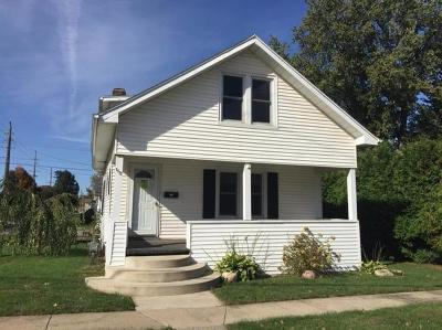 Single Family Home For Sale: 1112 Rumely Street
