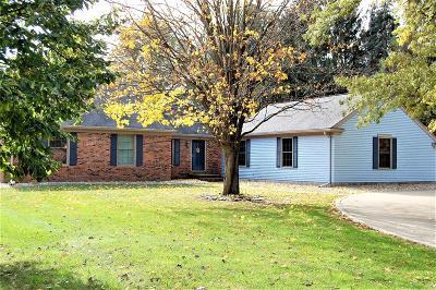 La Porte, Laporte Single Family Home For Sale: 101 South Fieldstone Drive