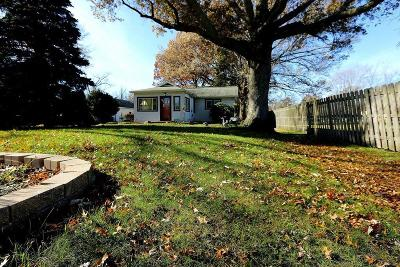 Michigan City Single Family Home For Sale: 905 Indiana Highway 212