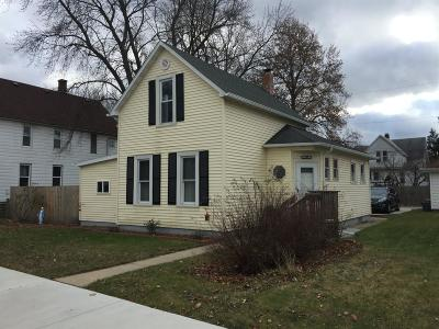 Michigan City Single Family Home For Sale: 305 East Homer Street
