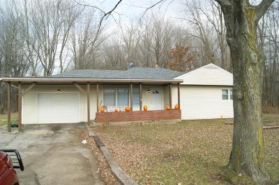 Michigan City Single Family Home For Sale: 5071 W Hwy 20