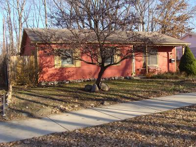 Michigan City Single Family Home For Sale: 831 Henry Street