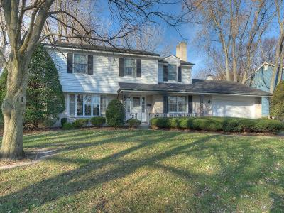 Munster Single Family Home For Sale: 8732 Baring Avenue