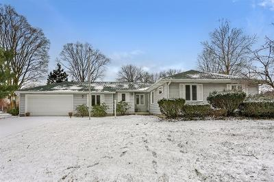 Michigan City Single Family Home For Sale: 112 Lady Lane
